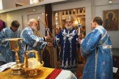Божественная литургия 20.02.2011