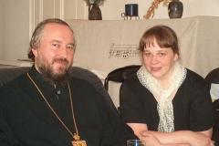 Визит Епископа Архангельского и Холмогорского Тихона (18.06.2006)