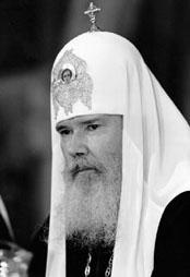 Patriarch Aleksij II
