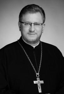 священник Алексей Рыбаков