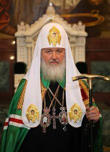 Kirill, der Heiligste Patriarch von Moskau und ganz Russland Foto: www.patriarchia.ru